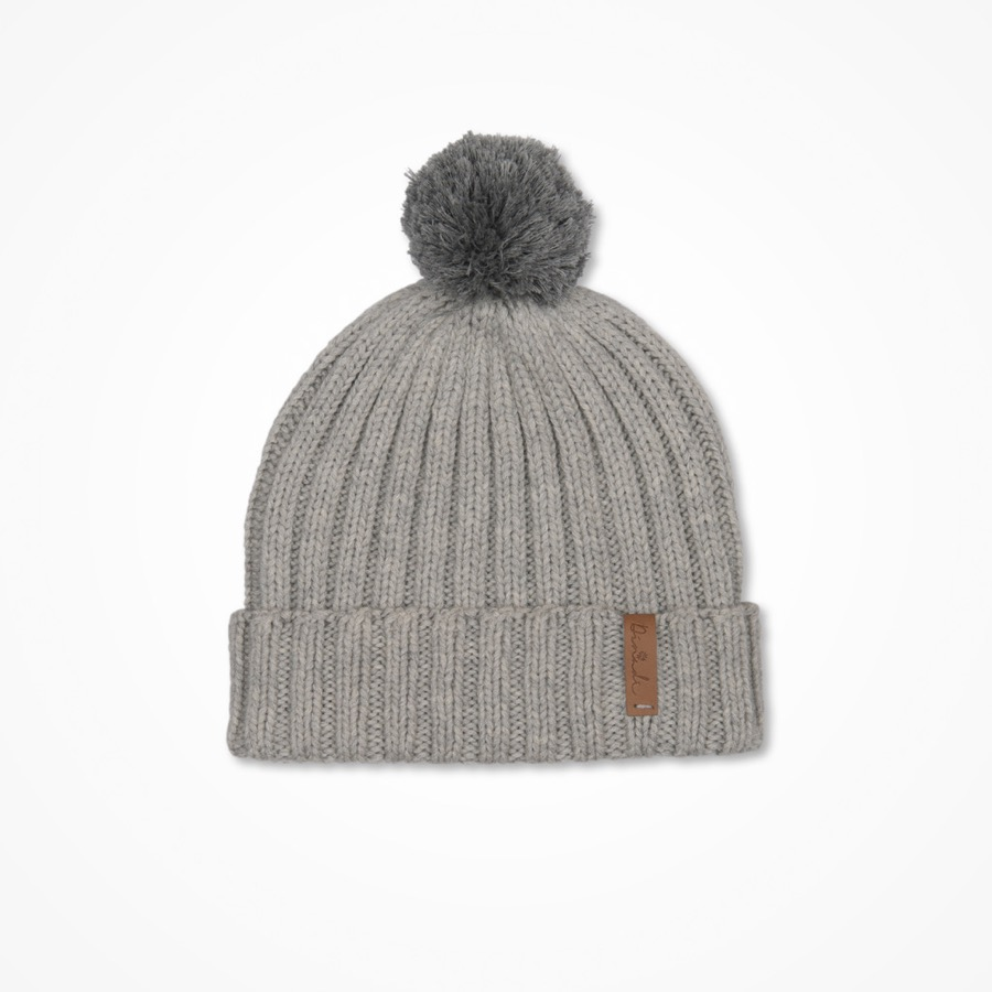 Birgit Hat Silver Grey