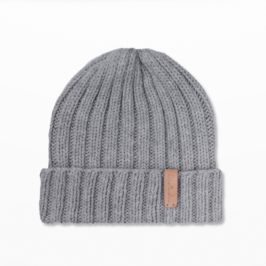 Anders Hat Pebble Grey