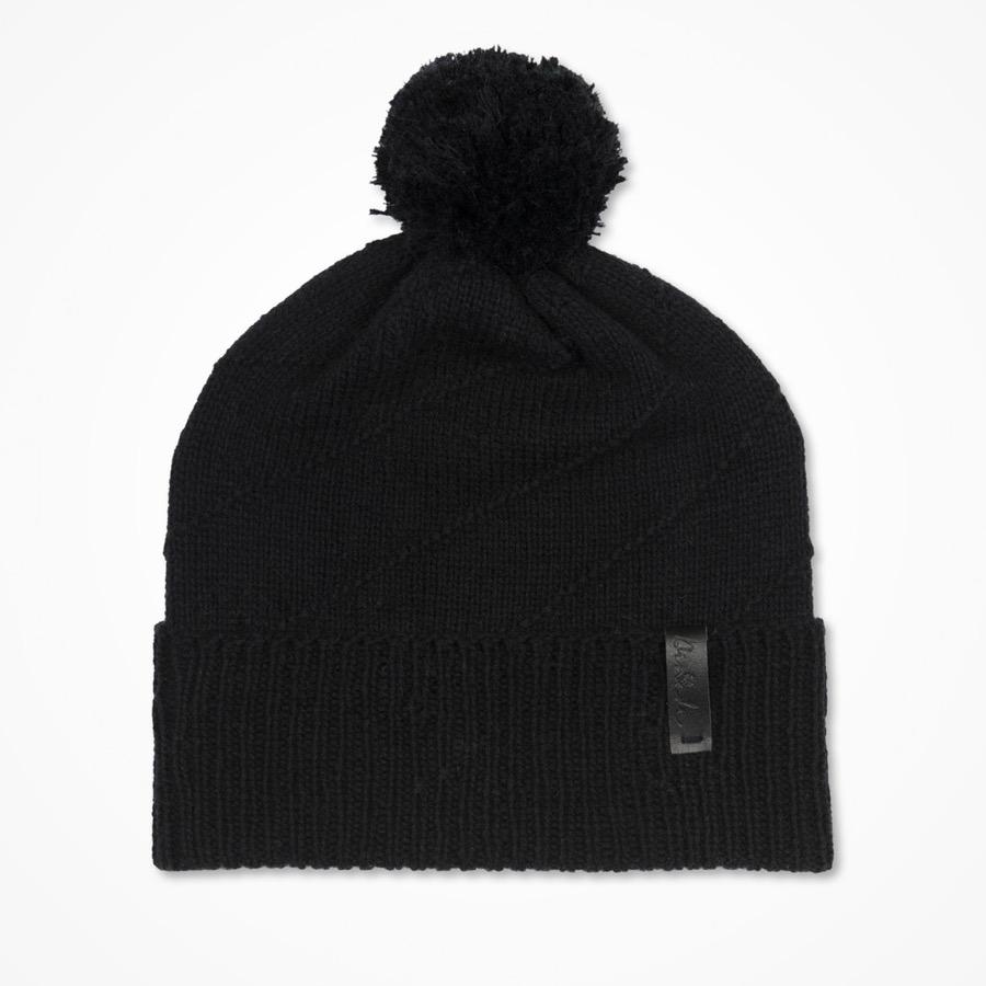 Signe Hat Black