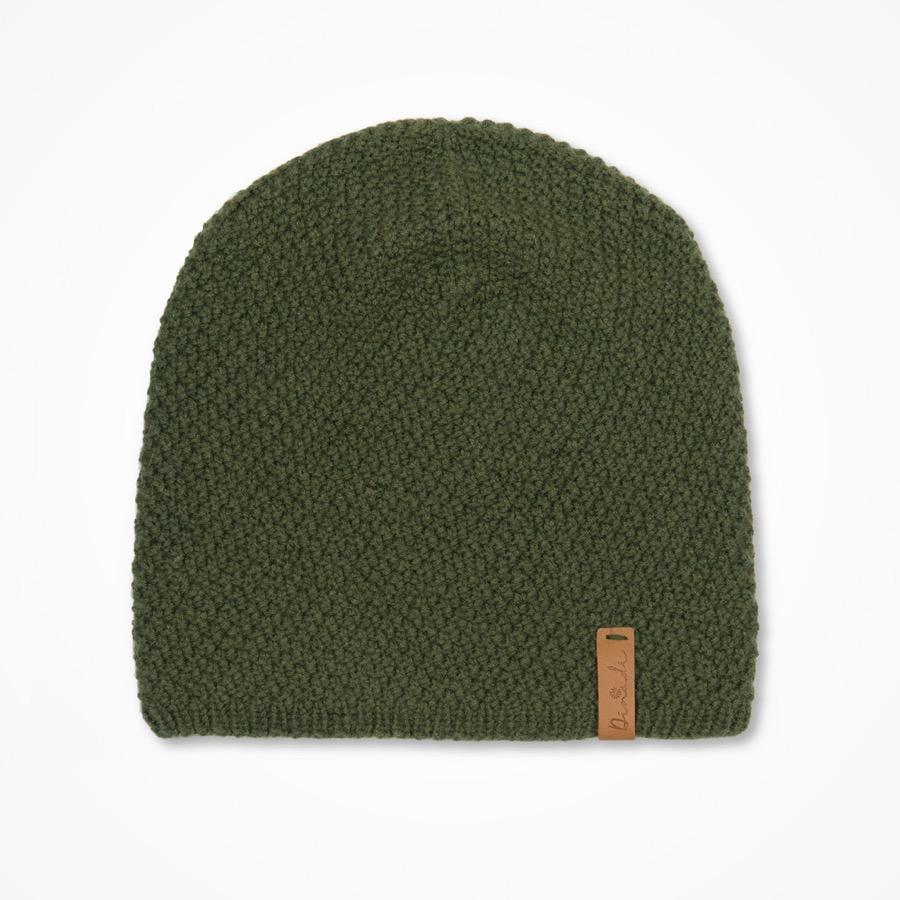 Ingrid Hat Forest Green