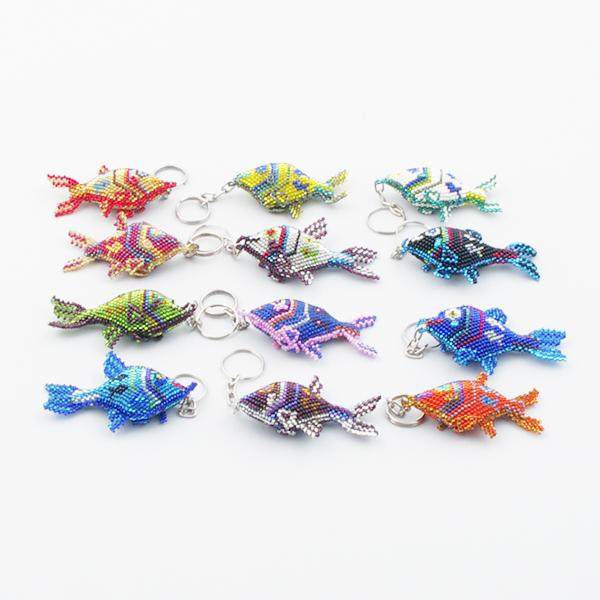 Nyckelring Fisk