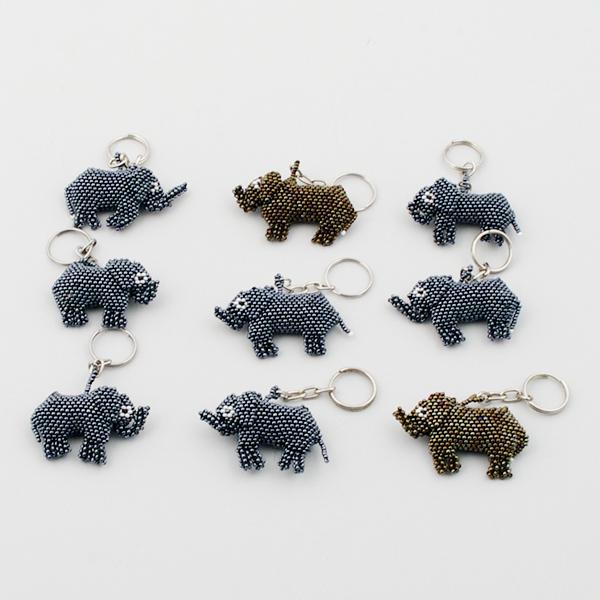 Nyckelring Elefanter