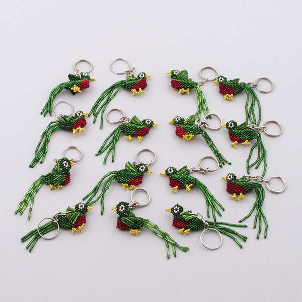 Nyckelring Quetzal