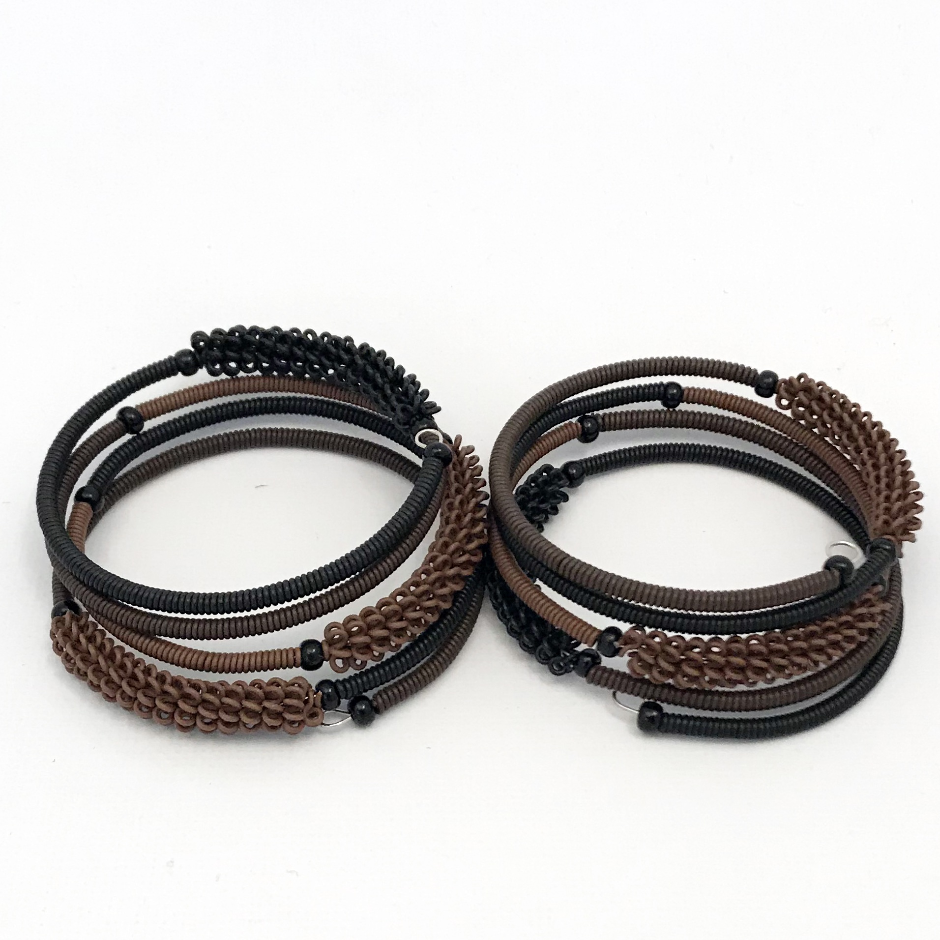 Armband Black Coffee S