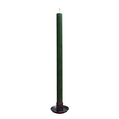 Victorialjus 30 cm – Mörkgrön