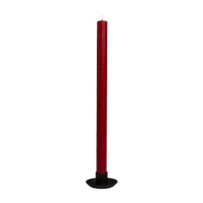Victorialjus 30 cm – Röd