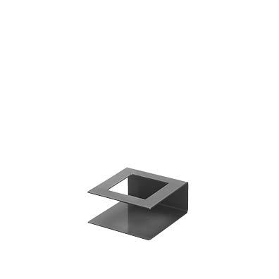 Ljusstake 4 cm till Spindelnätsljus – Stål