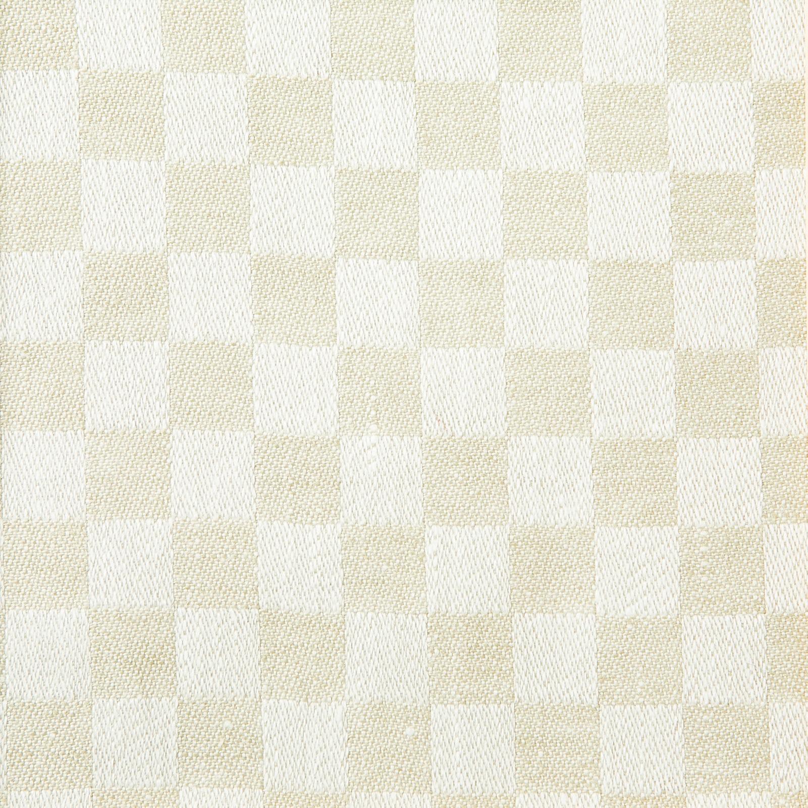 Schackrutan handduk antikgrön