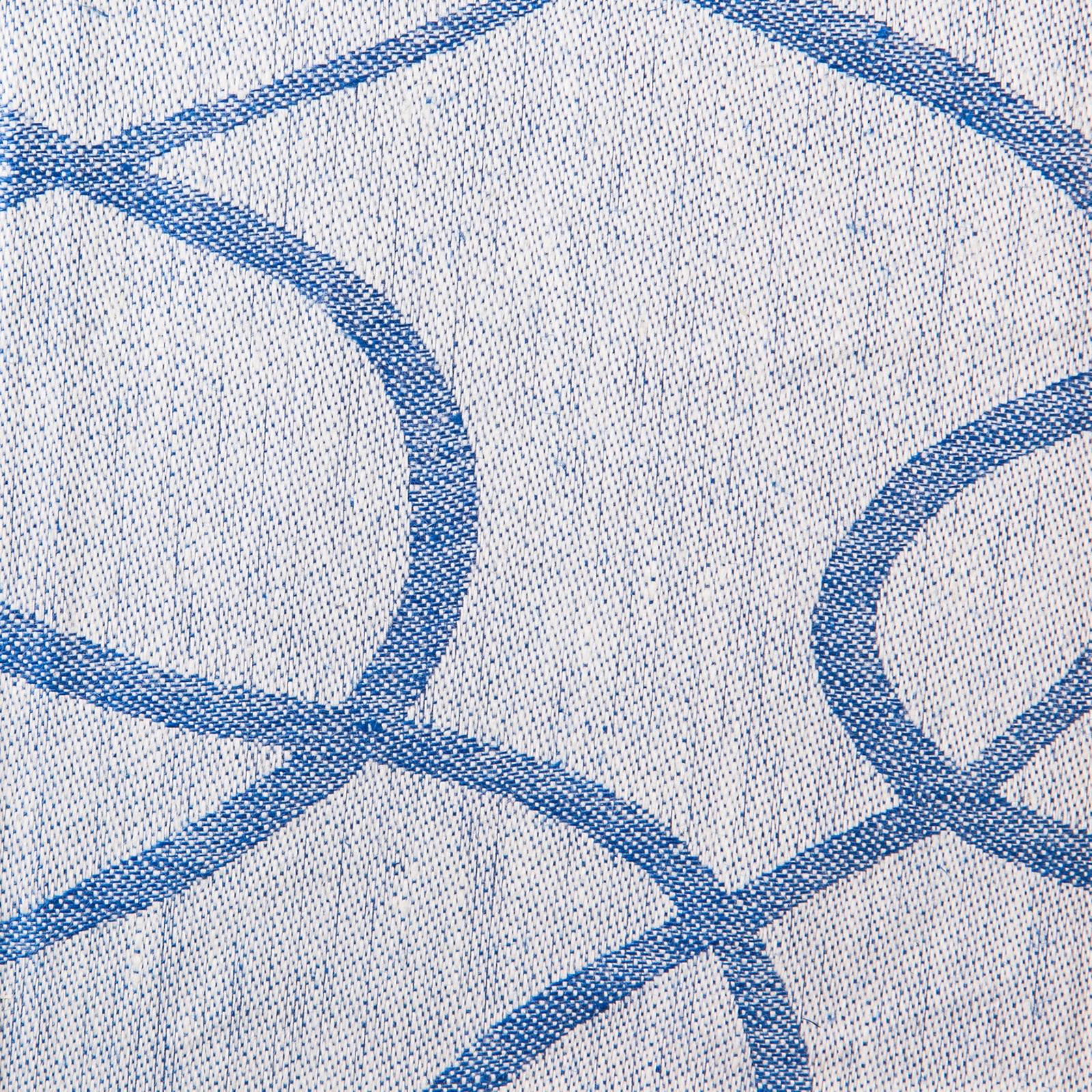 Serpentine blå