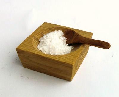 Flingsaltskålar/Salt Flakes Bowl - Flingsaltskål/Salt Flakes Bowl