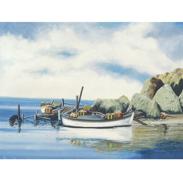 Pussel – Fiskebåtar