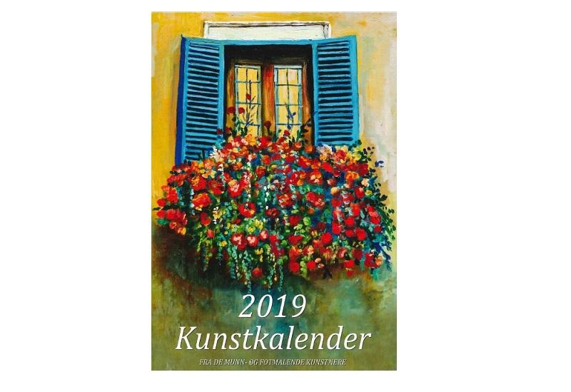 2019 kalender Norge