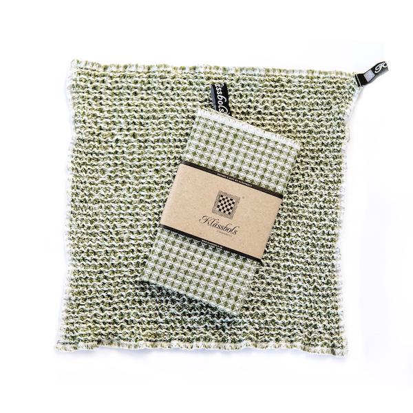 Diskduk Mossgrön