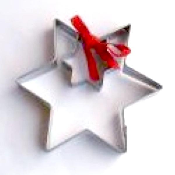 Pepparkaksmått 2-pack Stjärna