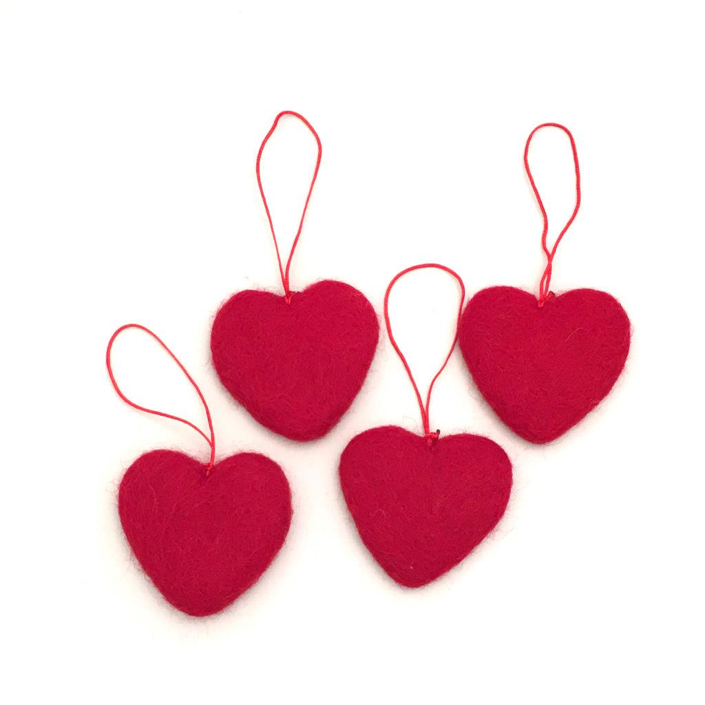 Hjärta - Röd