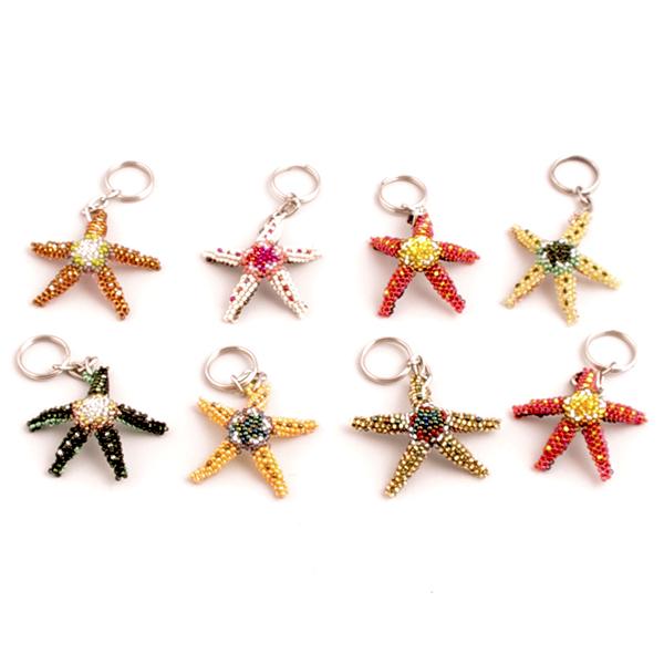 Nyckelring - Sjöstjärna