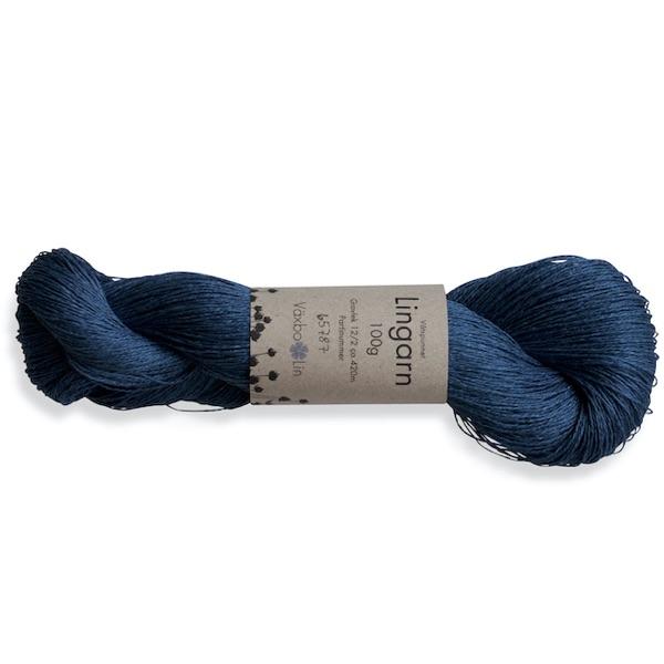 Lingarn Blå