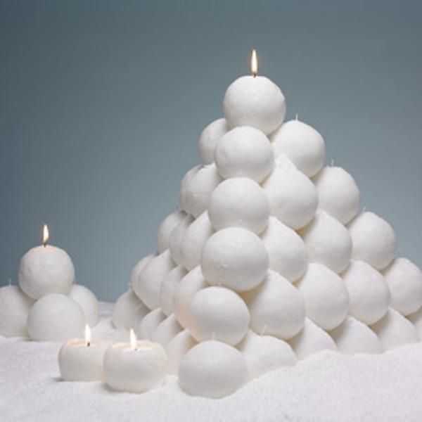 Snöbollsljus