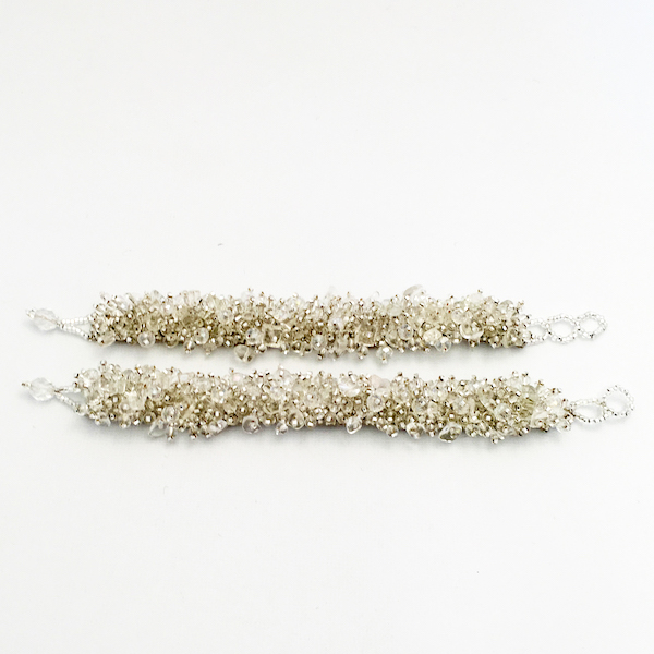 Armband Glimma kristall