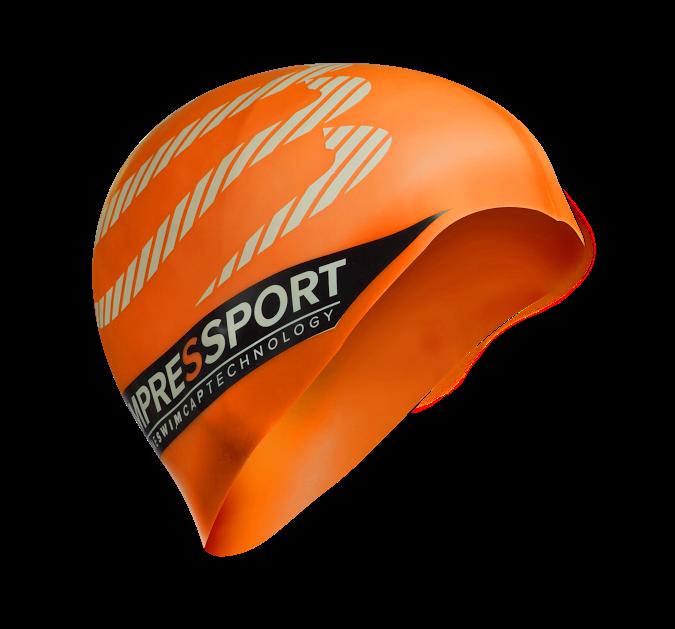 Swim Cap - Orange