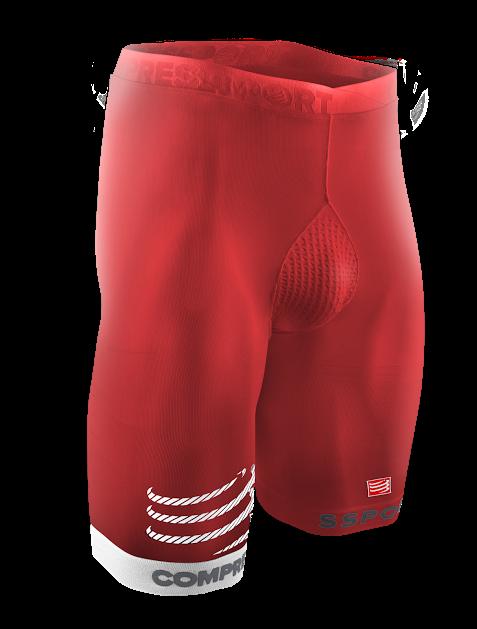 UW Multisport Short v2 - Red_Front