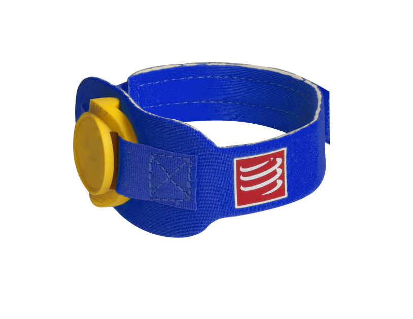 Timing Chip Strap - Blue