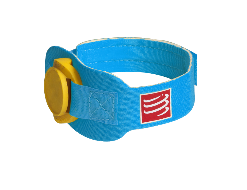 Timing Chip Strap - Ice Blue
