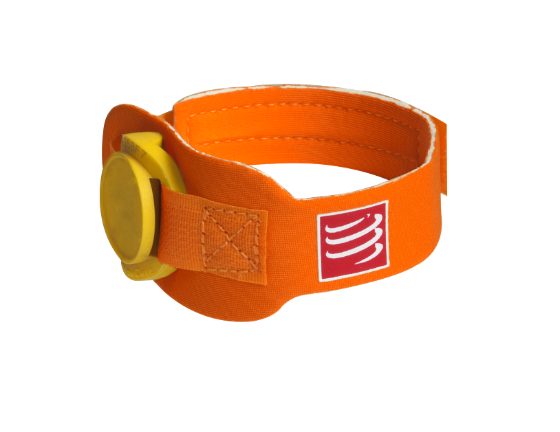 Timing Chip Strap - Orange