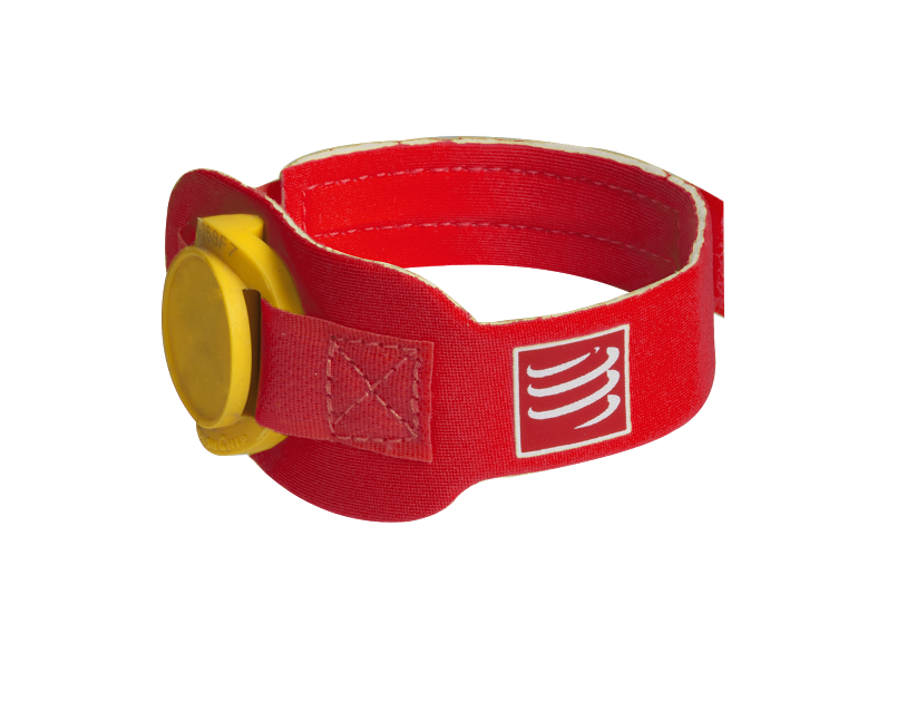 Timing Chip Strap - Red