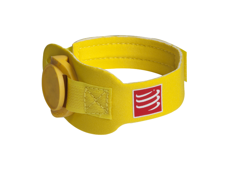 Timing Chip Strap - Yellow