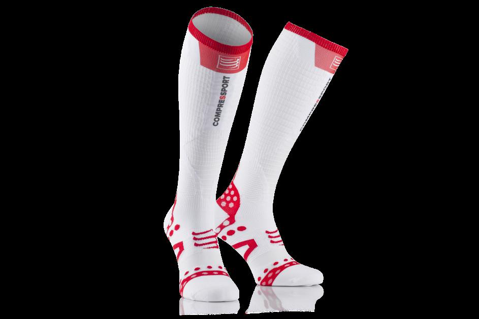 Full Socks UltraLight Racing White - Pair