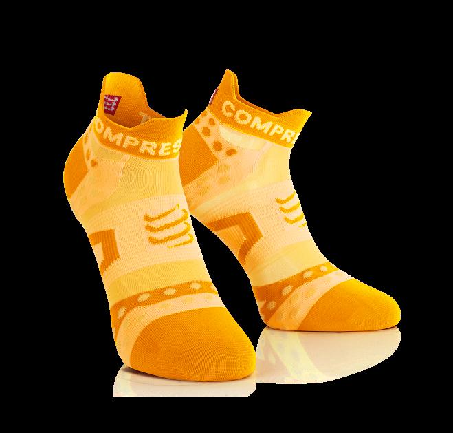 ProRacing Socks UltraLight - Run Low - Orange
