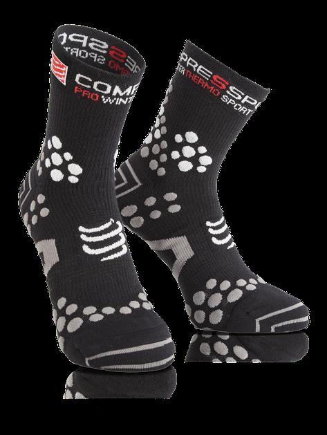 ProRacing Socks v2.1 Winter Trail - Black