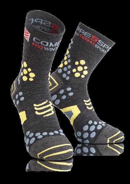 ProRacing Socks v2.1 Winter Trail - Grey