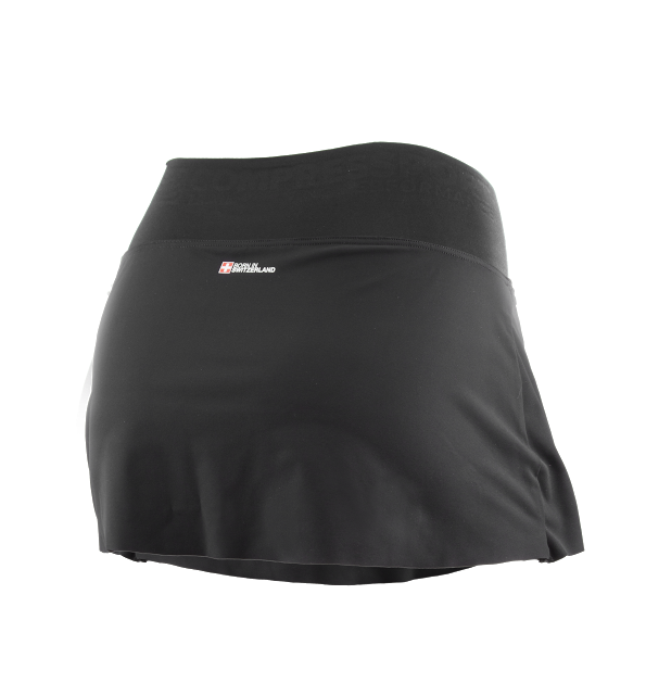 Racing Overskirt W BLACK - backside