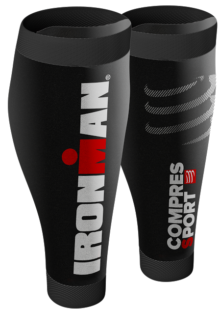 R2v2 Calf Sleeves - Ironman Black