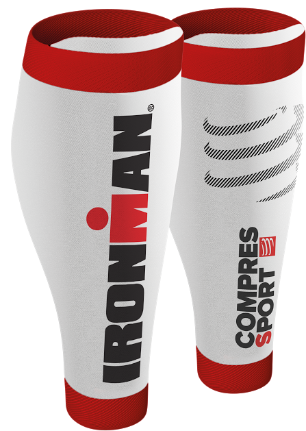 R2v2 Calf Sleeves - Ironman White