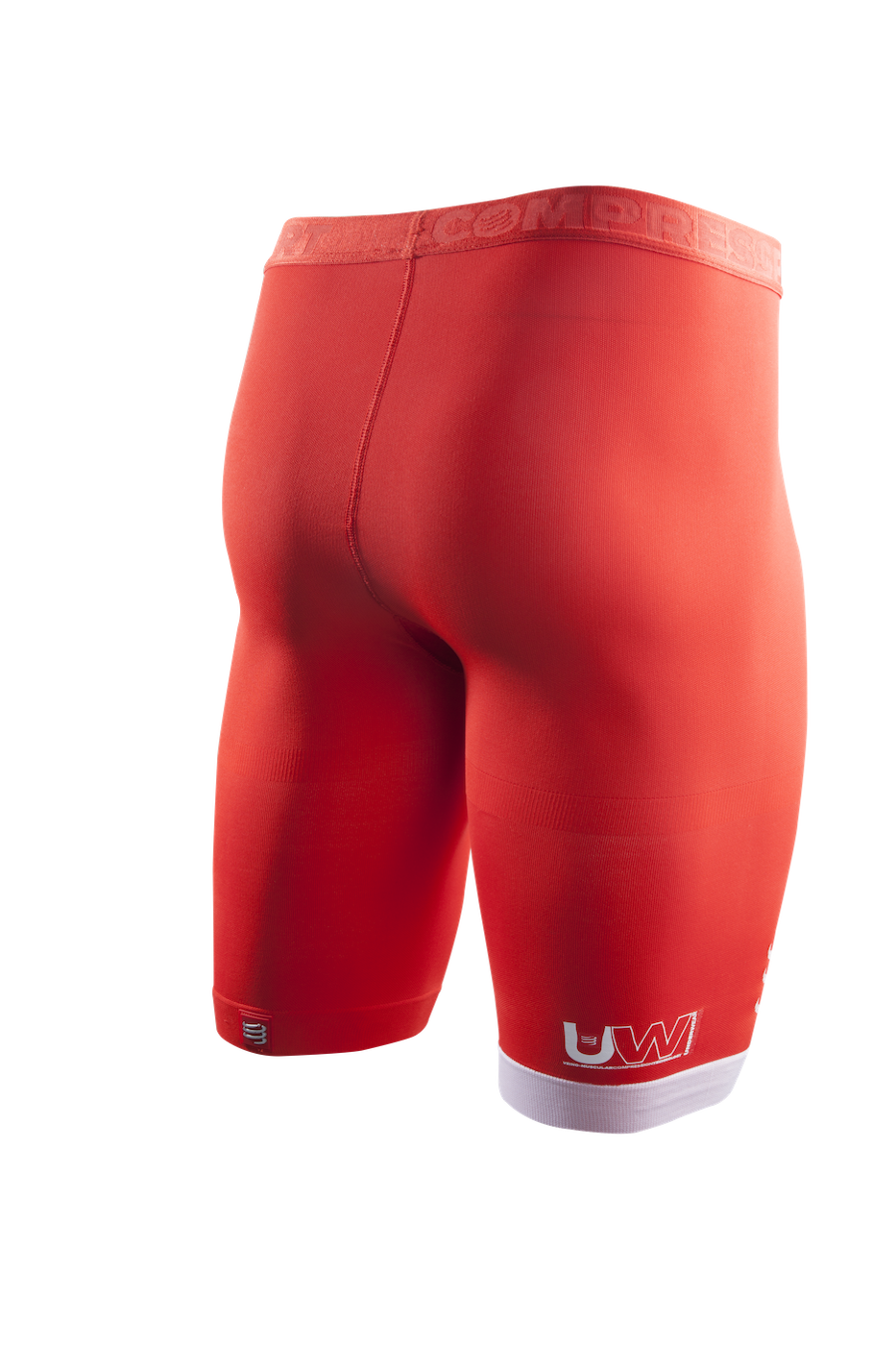 UW Trail Running Short Red 02
