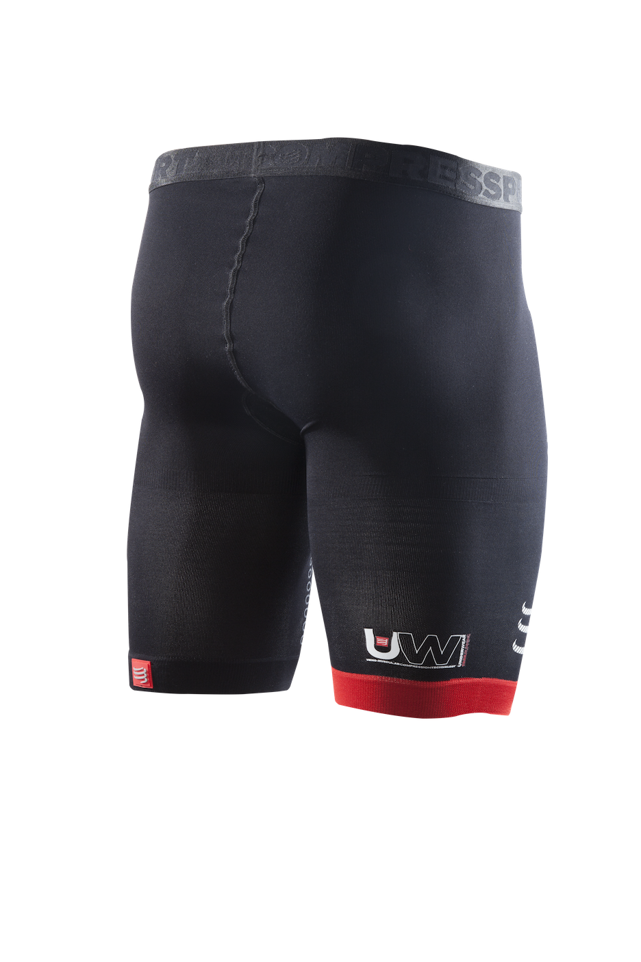 UW Trail Running Short Black 03