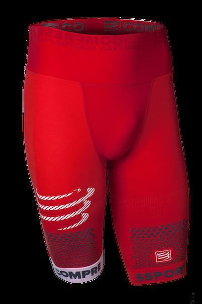 Trail Running Short - Red