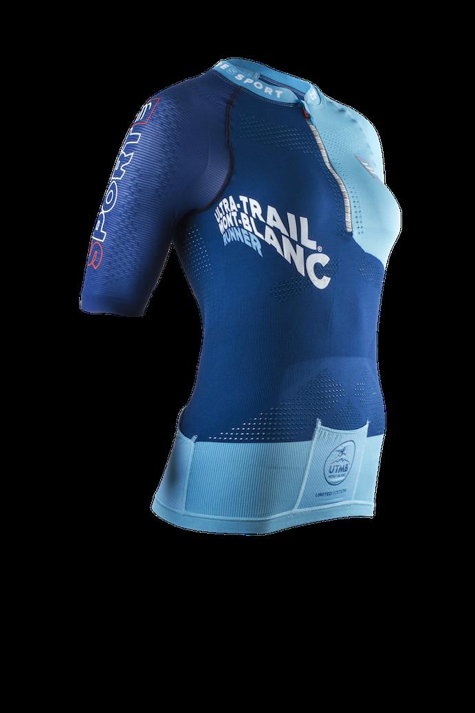 Ultra-Trail Shirt W - UTMB 2016 kopia