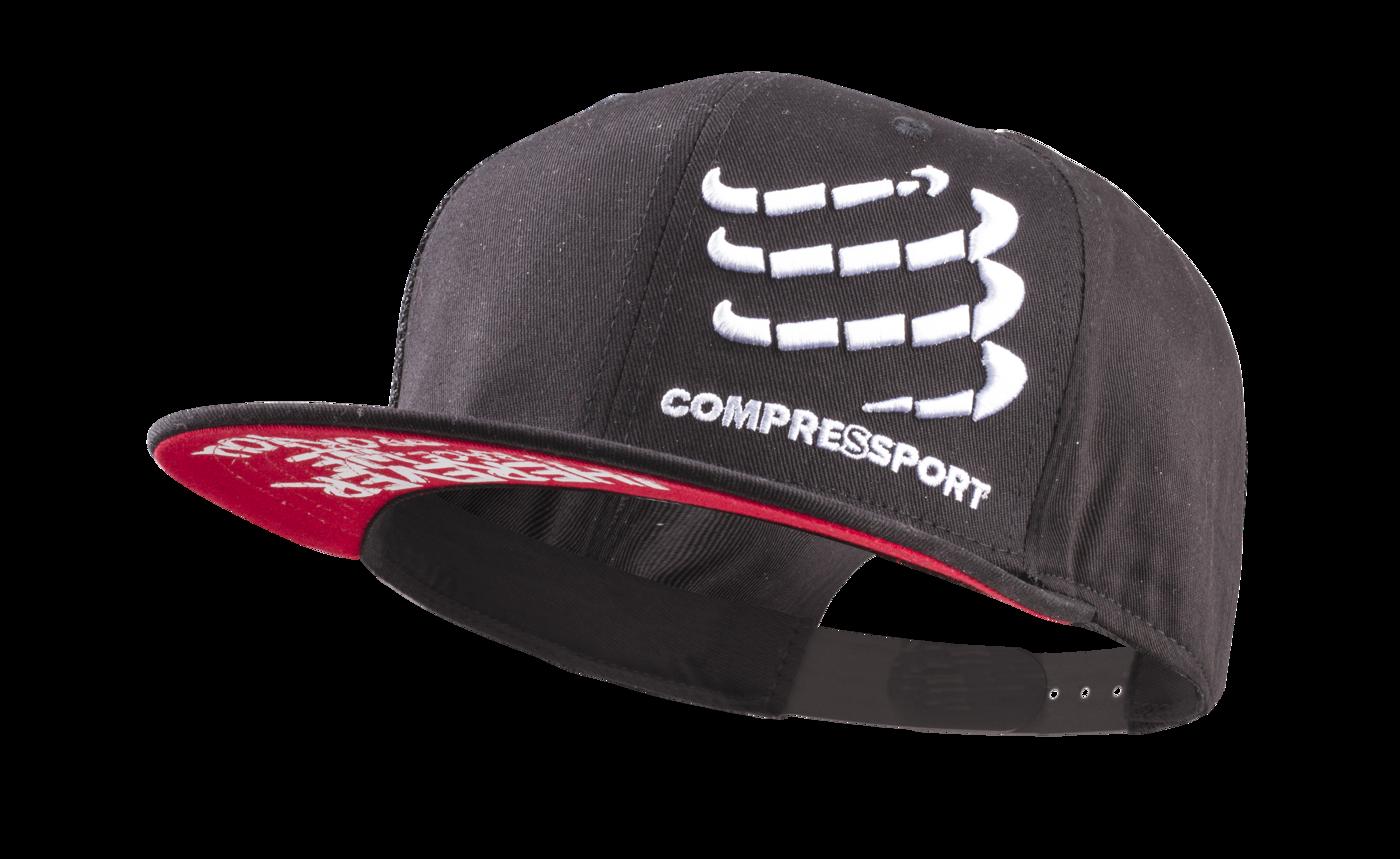Flat Cap - Black