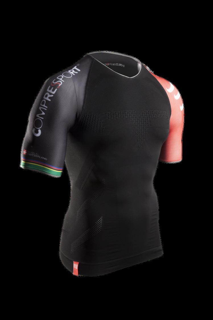 Pro Racing Triathlon Shirt Black 01 kopia