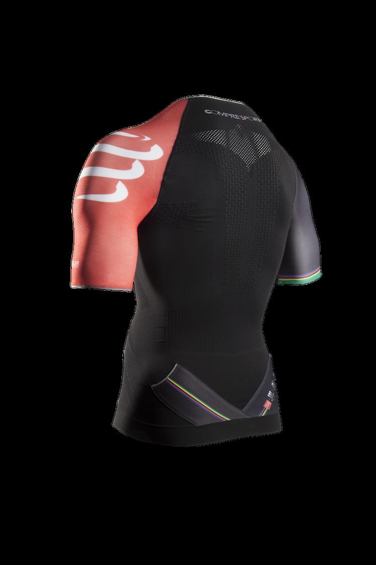 Pro Racing Triathlon Shirt Black 03 kopia