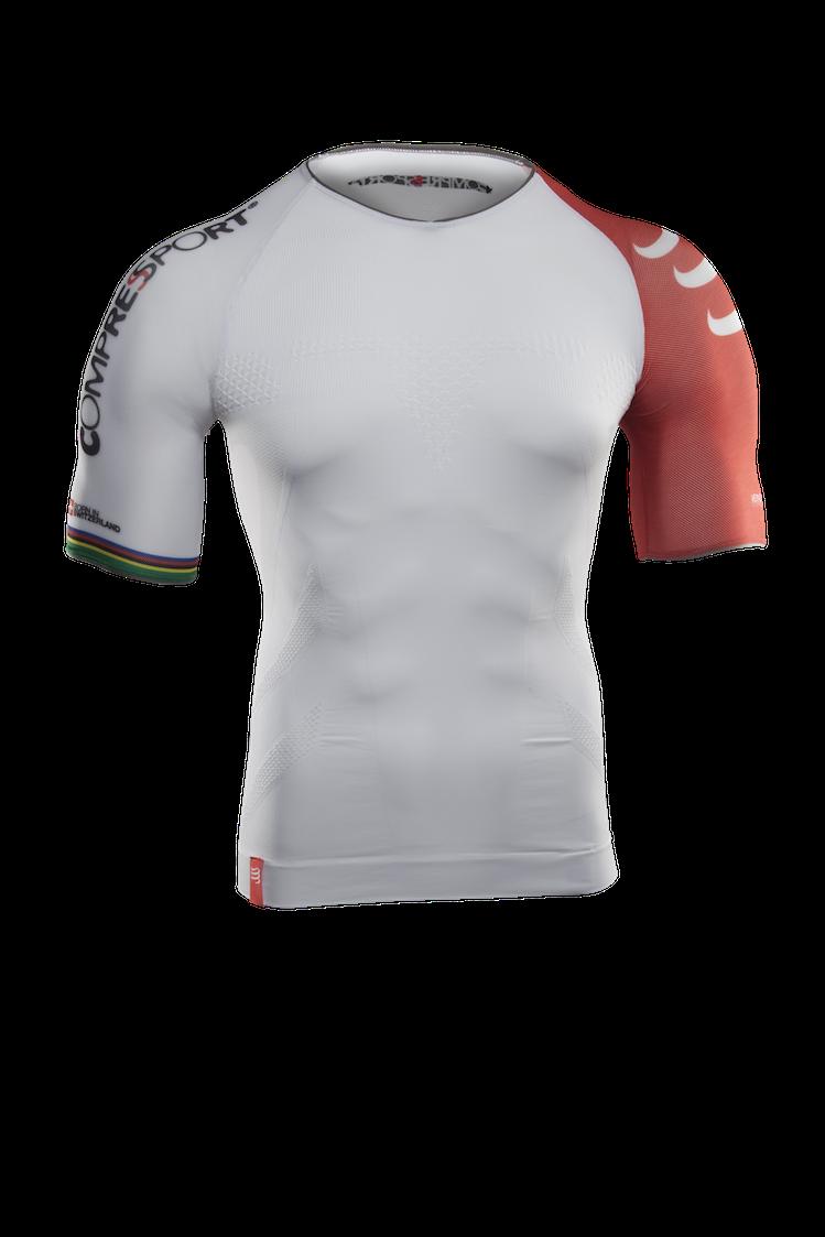Pro Racing Triathlon Shirt White 02 kopia