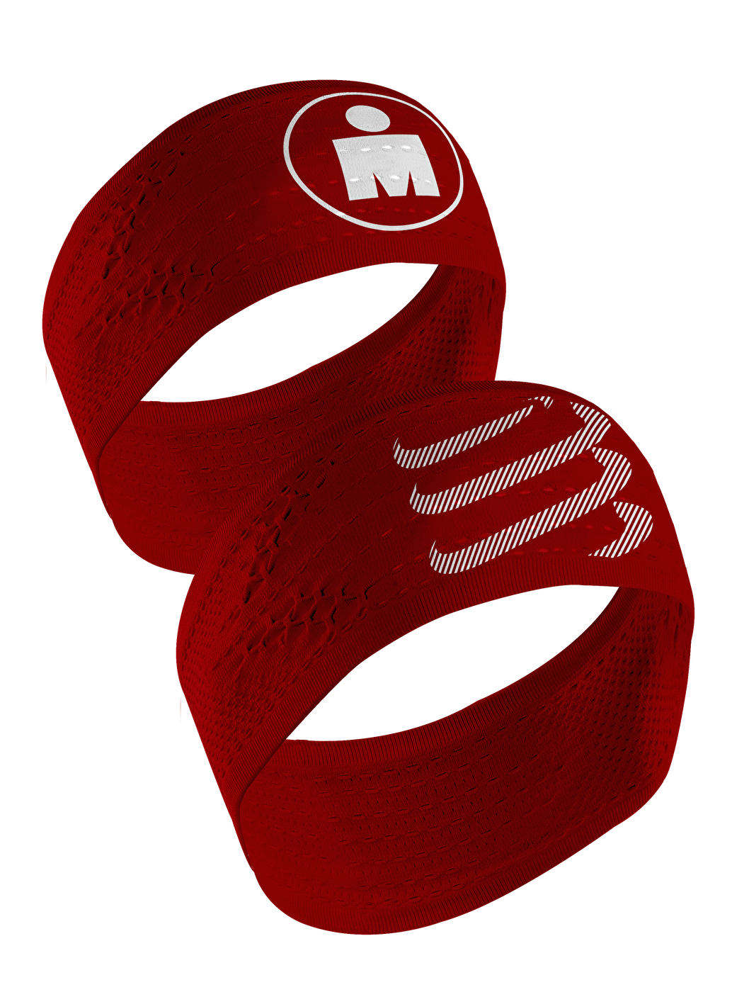 HeadBand OnOff - Ironman Red