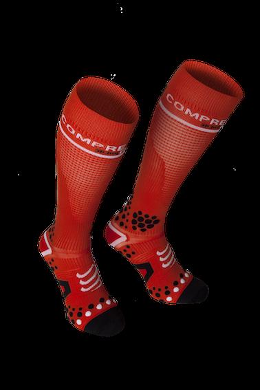 Full Socks V2 Red - Pair