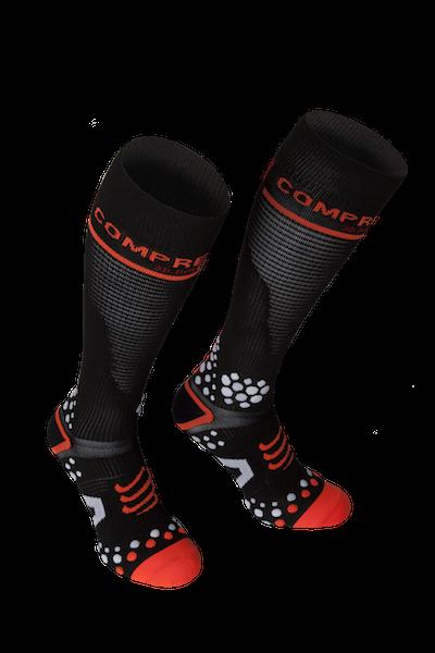 Full Socks V2 Black - Pair