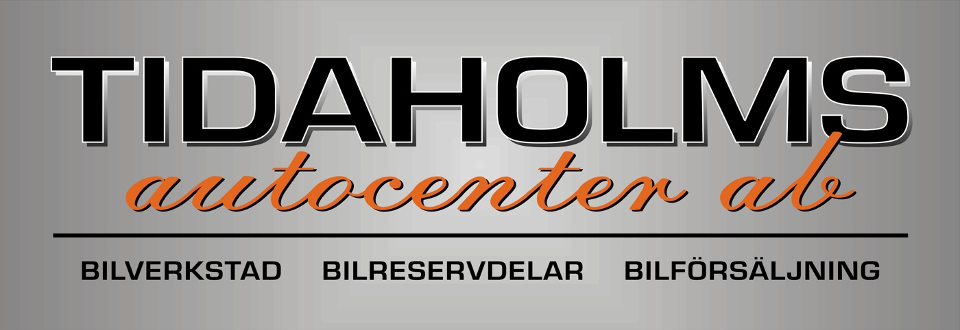 Tidaholms Autocenter logga