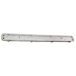 Lysrörsarmatur LED 2x10 W
